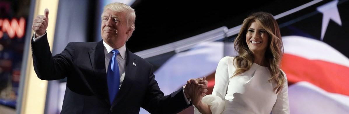 همه چیز درباره رئیس جمهور جدید آمریکا + تصاویر خانواده ترامپ