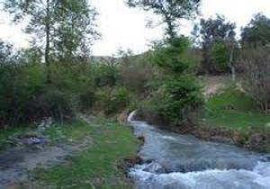 روستای تیکدر زرند با واقع شدن در کنار رودخانه طبیعتی بسیار زیبا دارد