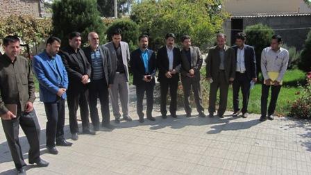 تفاهمنامه در راستای معرفی زرند به عنوان پایتخت كتاب ایران
